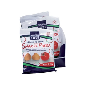 NUTRIFREE Snack Pizza 30g