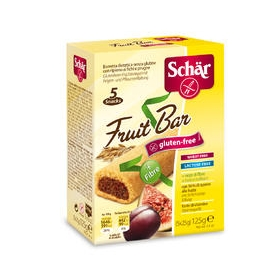 SCHÄR Fruit Bar 125g