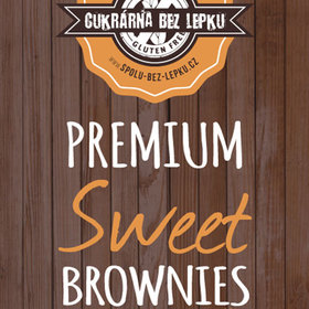 PREMIUM SWEET Brownies 400g