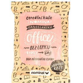 NOMINA Cereální kaše OFFICE 60g